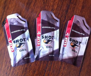 Review Clif Shot Energy Gel